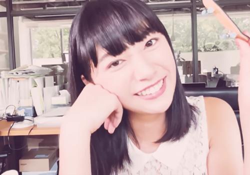 """ラストアイドル 大石夏摘「amai Minimum""""Yubi""""quitous」"""