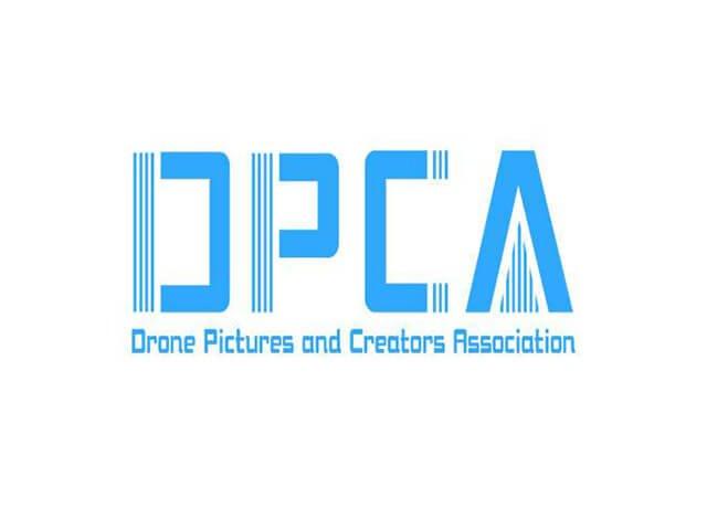 一般社団法人 ドローン撮影クリエイターズ協会(DPCA)ロゴ