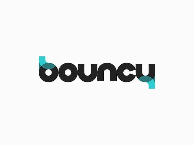 bouncyロゴ
